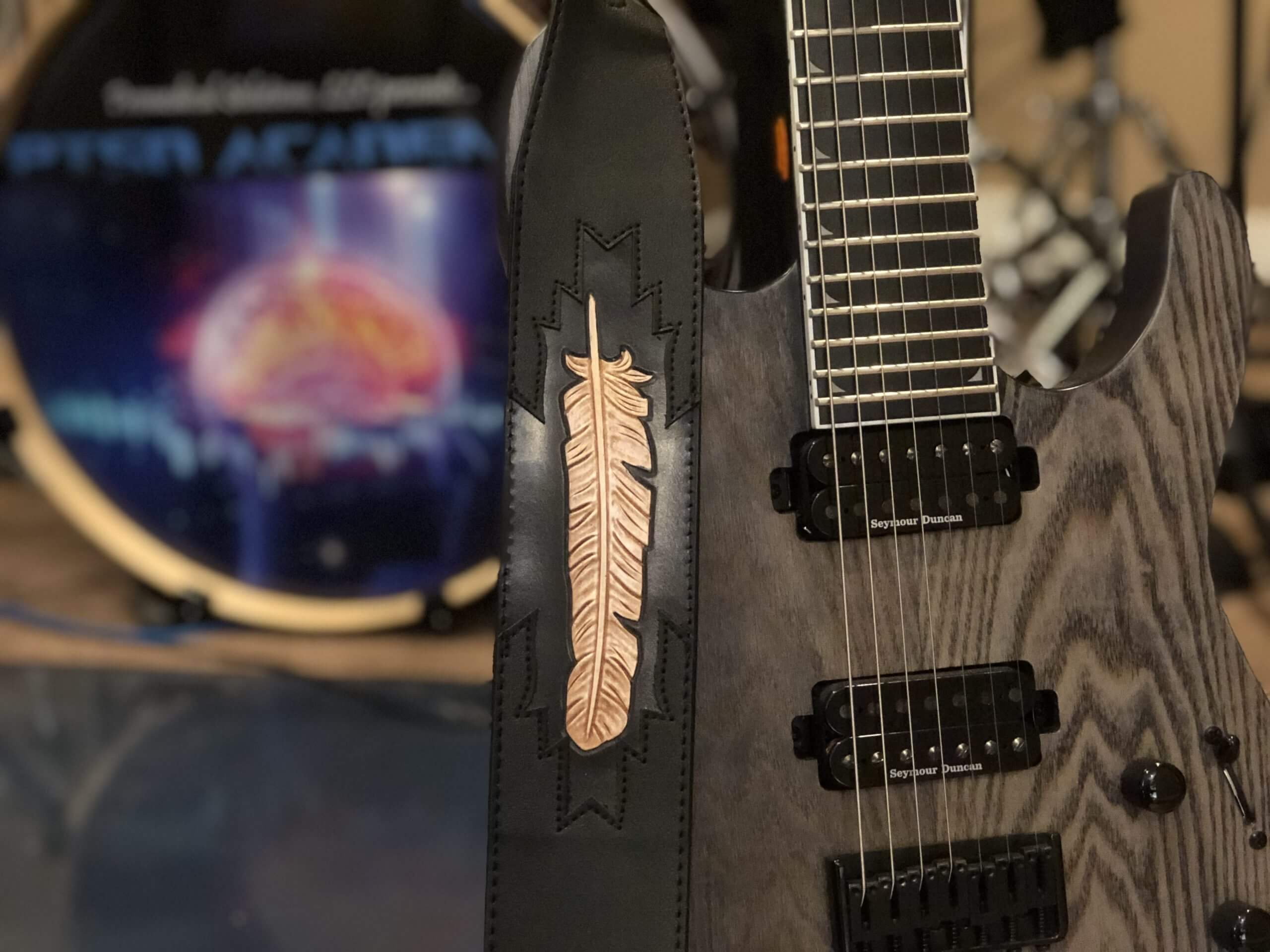 Doctor Dan's favorite 7 string